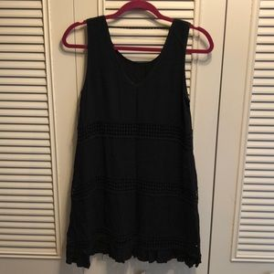 Alya Black Sundress